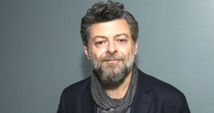 Andy Serkis 2018