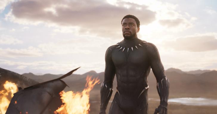 Black Panther recorde bilheteira