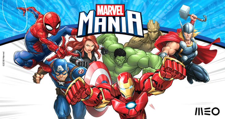 Marvel Mania Meo