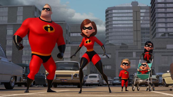 The Incredibles 2: Os Super-Heróis
