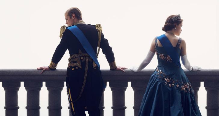 The Crown, Netflix, Claire Foy, Matt Smith
