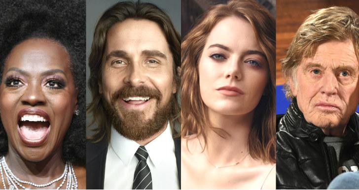 25 duplas Actor-Realizador 2018