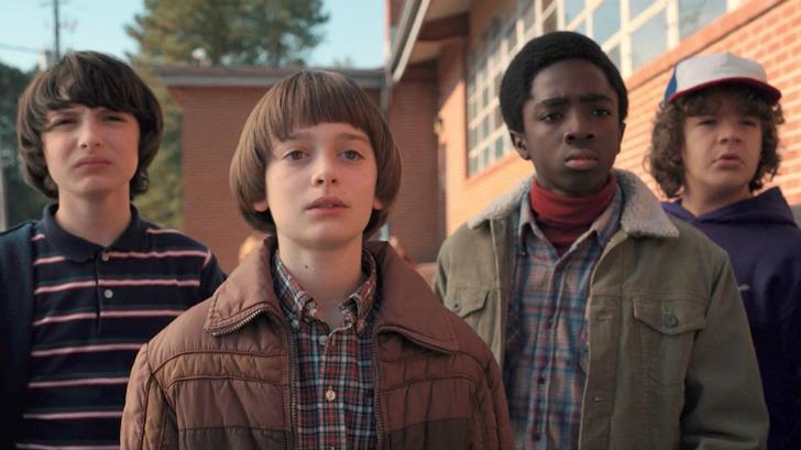 Stranger Things, Netflix, plágio
