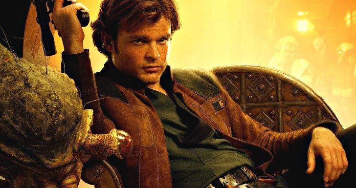 Han Solo Uma História de Star Wars