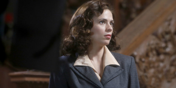 Hayley Atwell, Agent Carter, Peggy Carter, Marvel, Thanos
