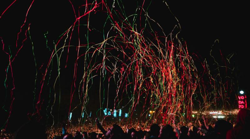 Arcade Fire no Vodafone Paredes de Coura