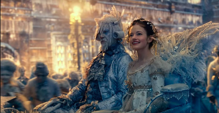 Disney, Nutcracker and The Four Realms, Mackenzie Foy