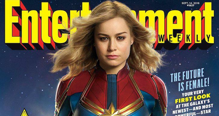 Captain Marvel, Marvel