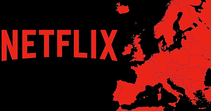 Netflix Séries Europeias