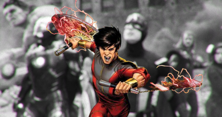 Shang-Chi Marvel Studios