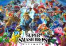 Super Smash Bros. Ultimate Personagens