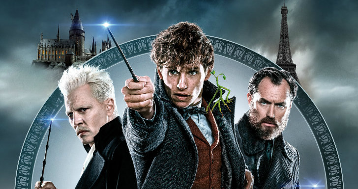 Monstros Fantásticos: Os Crimes de Grindelwald Fnac