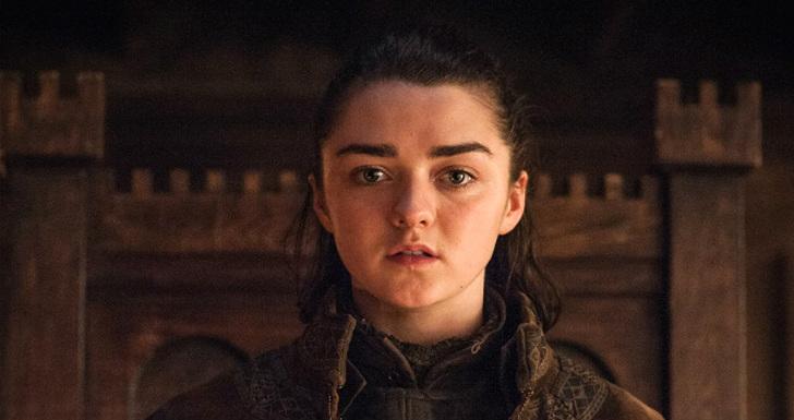 emmy Arya Stark Game of Thrones