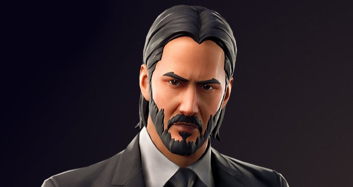 John Wick | Fortnite | Keanu Reeves