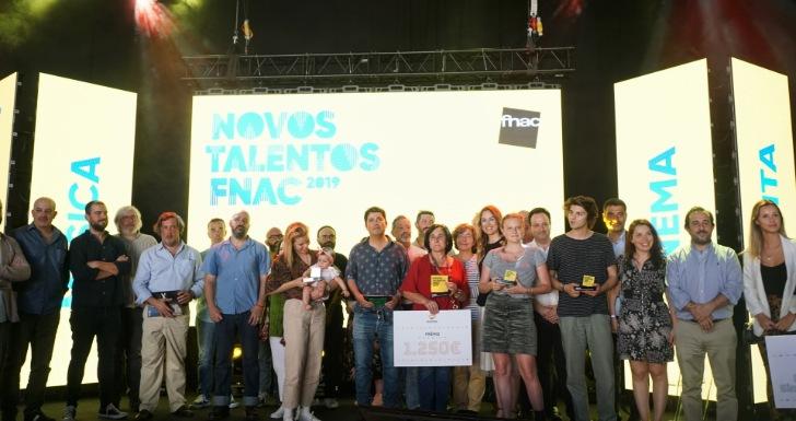 Novos Talentos FNAC