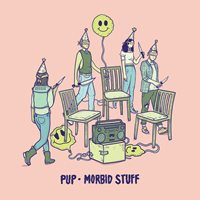 PUP - Morbid Stuff (2019) - Capa