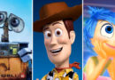 TOP Filmes Pixar