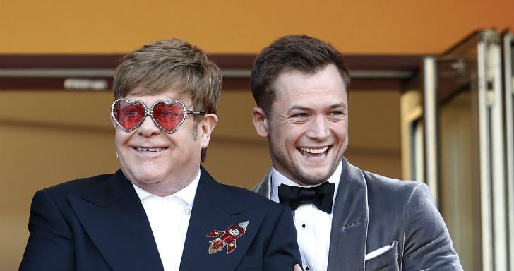 Rocketman em Cannes