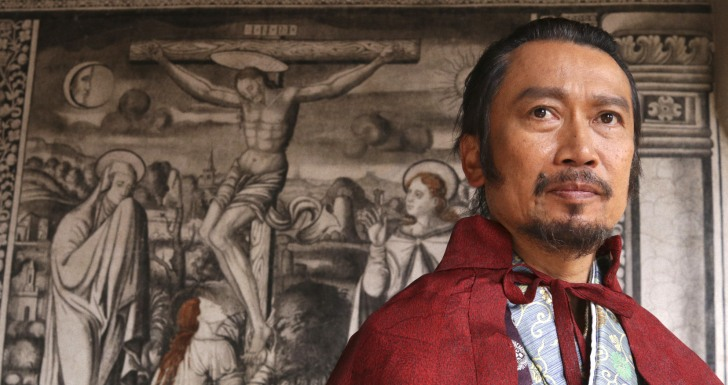 Um Samurai no Vaticano amc oddisseia