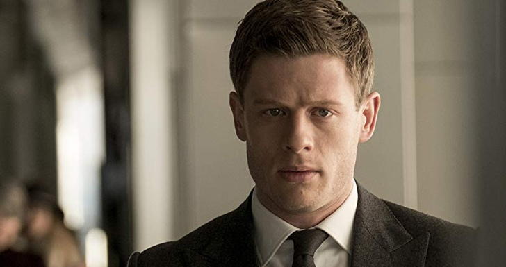 The Nevers James Norton HBO