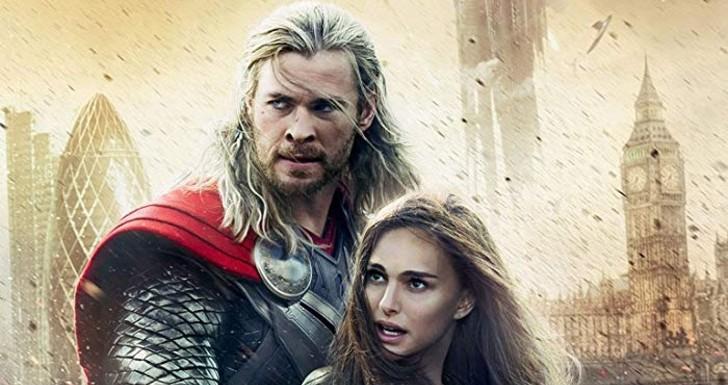 Thor : O Mundo das Trevas