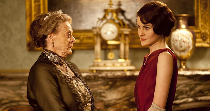downton abbey rotten tomatoes