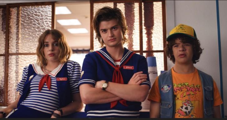 melhores séries 2019 Stranger Things 3