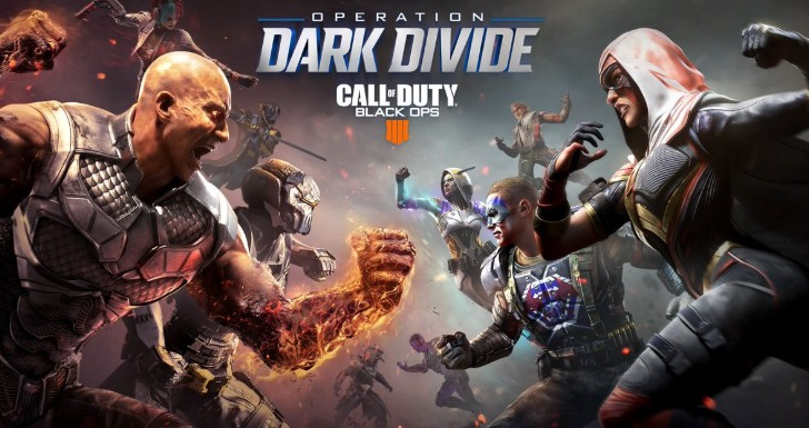 call of duty black ops Operation Dark Divide