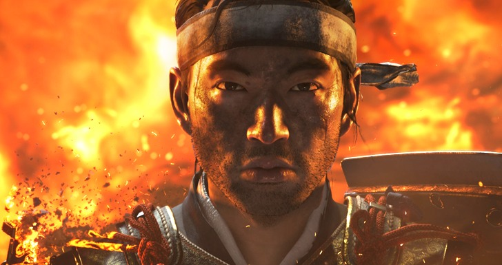 Ghost of Tsushima Playstation