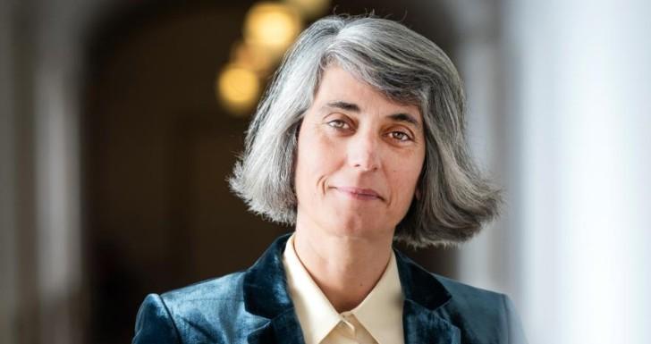 Graça Fonseca, ministra da Cultura