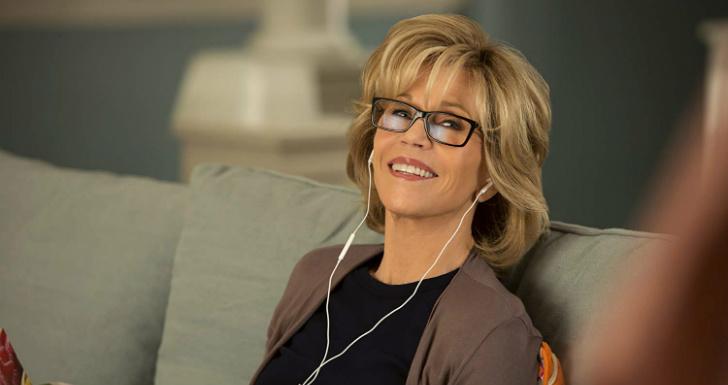 Jane Fonda   © Netflix