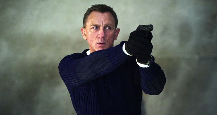 James Bond 007 Daniel Craig