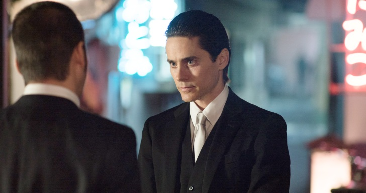 jared leto morbius the outsider