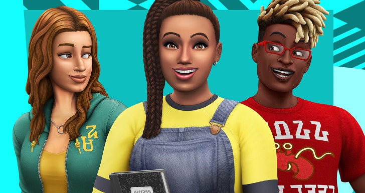 the sims 4 playstation plus