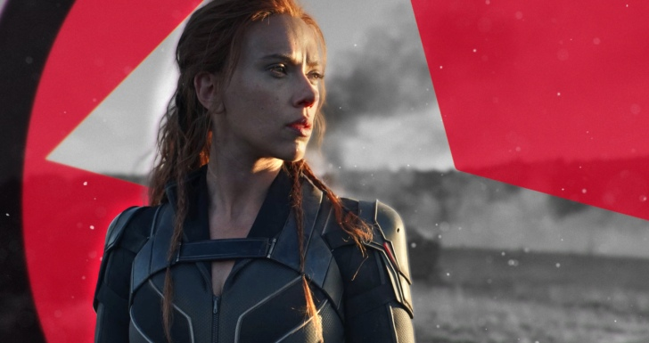 Black Widow Heroes Natasha Romanoff