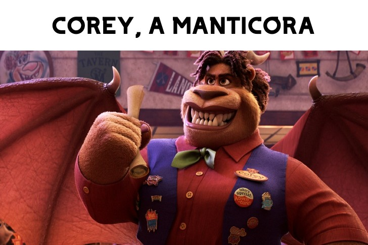 corey manticora