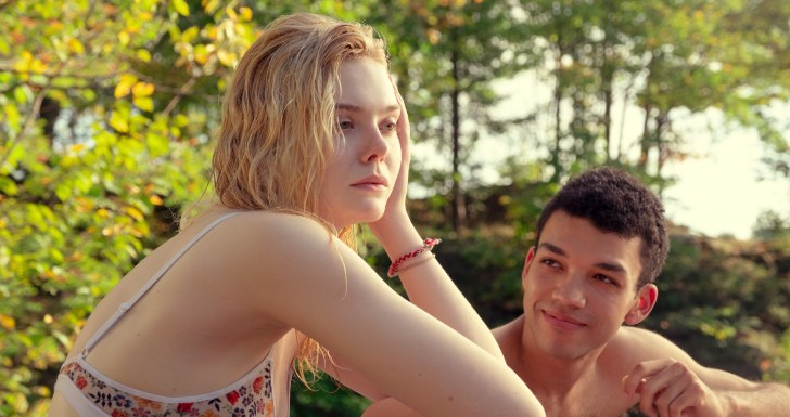elle fanning all the bright places