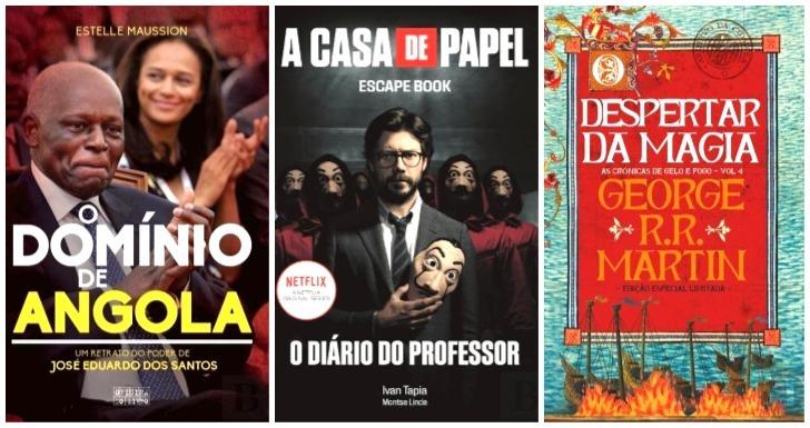 Livros a Não Perder em Fevereiro
