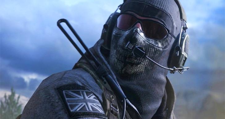 Activision Call of Duty Modern Warfare 2