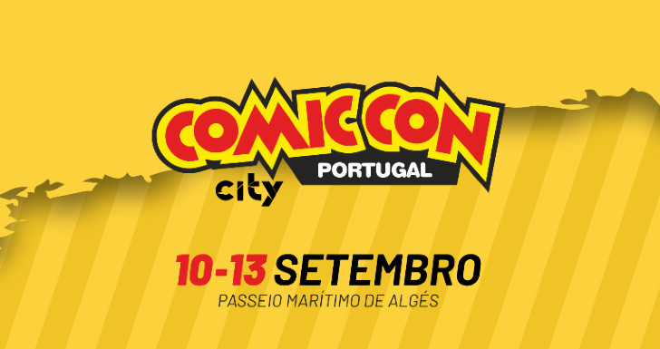 Comic Con Portugal 2020