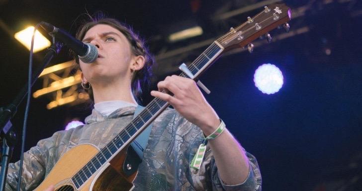 Tomberlin no Nos Primavera Sound 2019