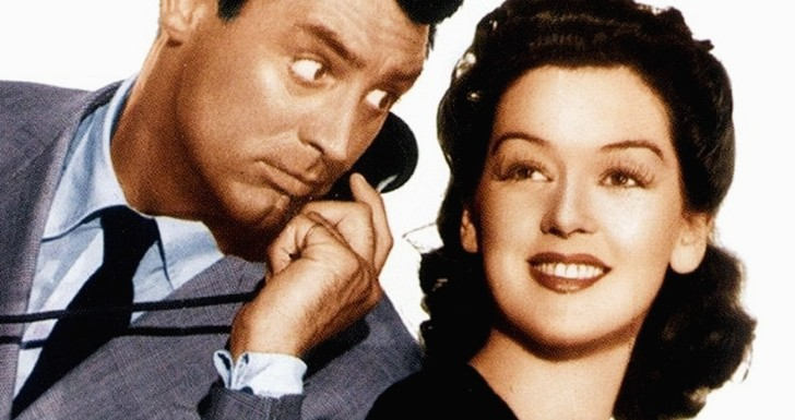 o grande escandalo his girl friday critica