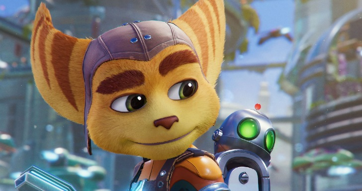 ratchet and clank Gamescom